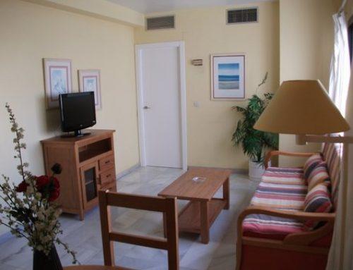 Salón; apartamento1 dormitorio